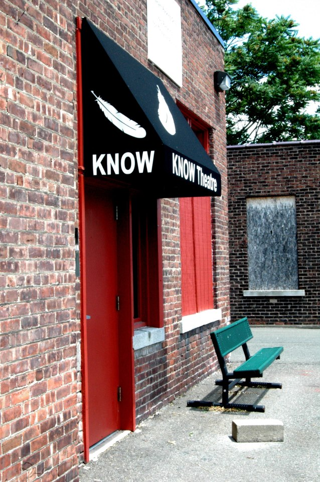 KNOW Theatre Outdoor